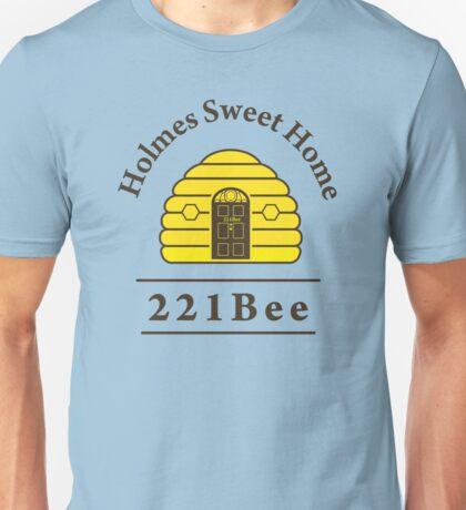 221Bee: Holmes Sweet Home Unisex T-Shirt