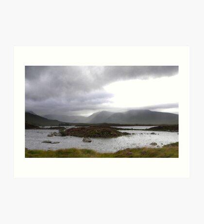 Scottish Summer Art Print
