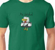 Mr. Chicken - Basic Unisex T-Shirt