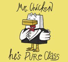 Mr. Chicken - Pure Class Edition One Piece - Short Sleeve