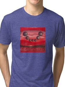 """""""The Necklace"""" from the series """"Freed Landscapes"""" Tri-blend T-Shirt"""