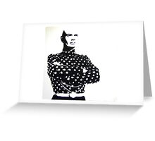 Brynner Greeting Card