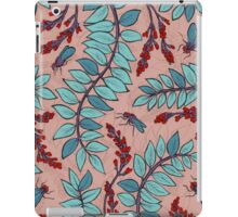 Sandelholz flower pattern iPad Case/Skin