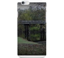 Turkey Creek Bridge iPhone Case/Skin