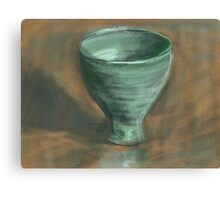 Ceramic Pot Canvas Print