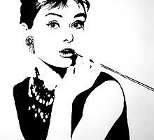 Hepburn by Jessica Buie