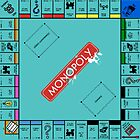 Monopoly Board by PrinceRobbie