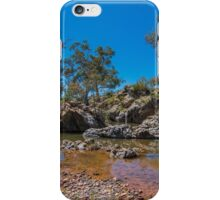 outback creek iPhone Case/Skin
