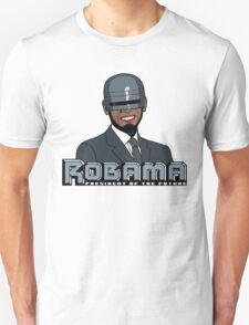 Robama - President of the Future T-Shirt