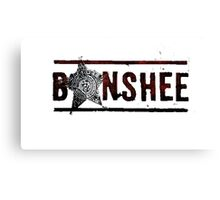 BANSHEE 1 Canvas Print