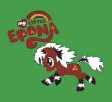 My Little Epona by JellySnail