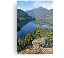 Lake Diablo, Washington Metal Print