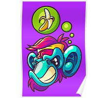 Monkey Business - Wild Poster