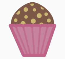 Chocolate Muffin by Louise Parton