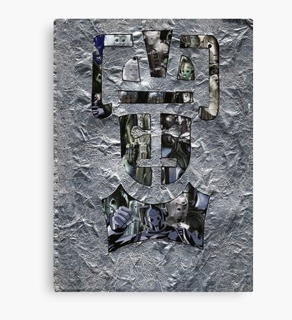 Rise of the Cybermen Canvas Print