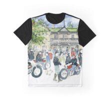 Toy Run by Muriel Sluce Graphic T-Shirt