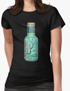 Arizona Iced Tea Womens Fitted T-Shirt