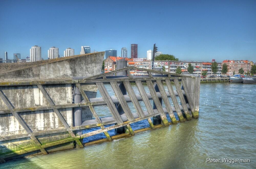 Under the Bridge by Peter Wiggerman
