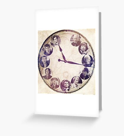 The Eleventh Hour Greeting Card