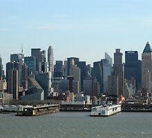NY or Bust by gizmoduck