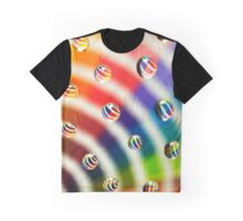 Pantone Bubbles Graphic T-Shirt
