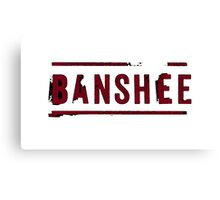 BANSHEE 2 Canvas Print