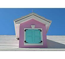 Marina Village at Paradise Island in The Bahamas Photographic Print
