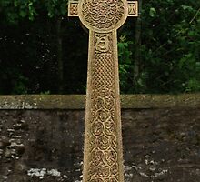 Celtic Cross by Forfarlass