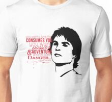 A love that consumes you - VD Unisex T-Shirt