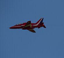 RAF Red Arrows  by Jon Lees