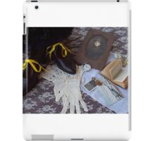 Yellow ribbon iPad Case/Skin