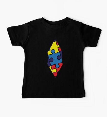 Autism Superhero Baby Tee