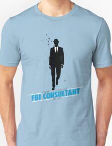White Collar Consultant T-Shirt