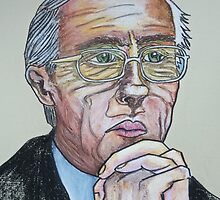 Donald Dewar - Scotland's First Minister by MagsWilliamson