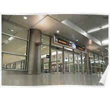 Miami International Airport in Florida Poster
