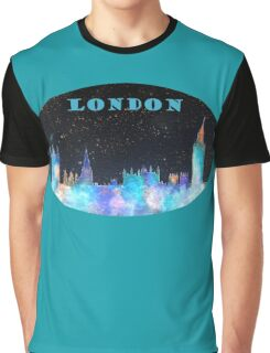 ICONIC LONDON by Bill Holkham Graphic T-Shirt
