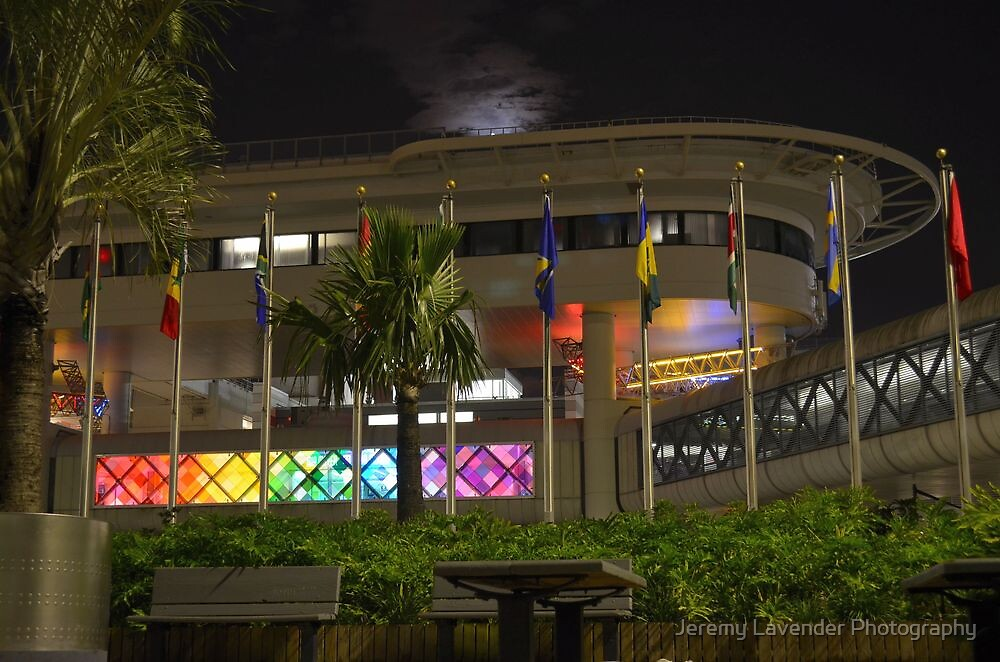 Miami International Airport in Florida by Jeremy Lavender Photography