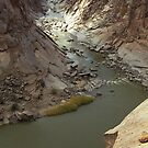 Orange River - Augrabies Canyon, Sth Africa by Bev Pascoe