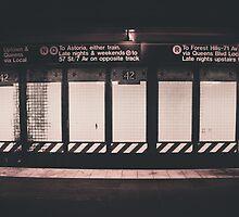 42nd St Times Square Station by Jacki Campany