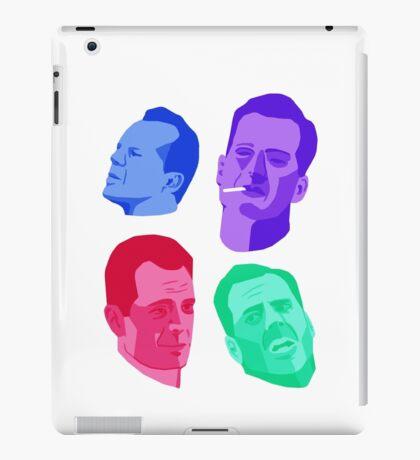 John McClanes iPad Case/Skin