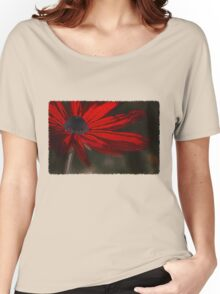 Red, for you... Women's Relaxed Fit T-Shirt