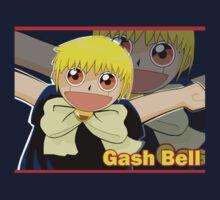 Gash Bell (AKA - Zatch Bell) by Raymond Lo