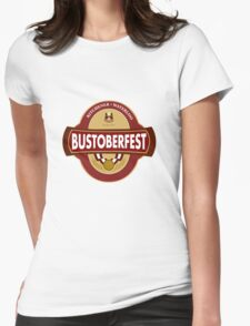 Bustoberfest 2012 Womens Fitted T-Shirt