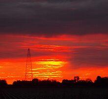 Sunset by CliffordV