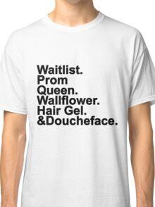 Murder Nicknames Classic T-Shirt