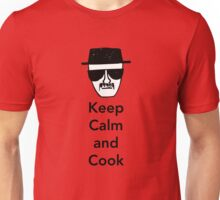 Keep Calm and Cook Unisex T-Shirt