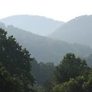 Great Smoky Mountains by JeffeeArt4u