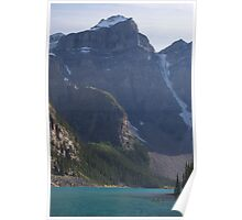Moraine Lake, Lake Louise Poster