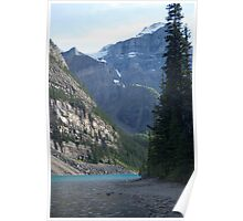 Moraine Lake Lake Louise Poster