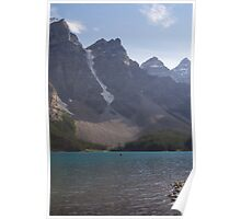 Another Picture at Moraine Lake Poster